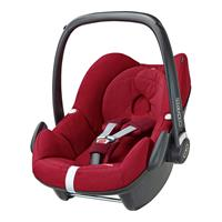 Maxi-Cosi Babyschale Pebble Design 2018 Robin Red