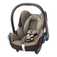 Maxi-Cosi Babyschale CabrioFix Design 2017 Earth Brown