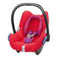 Maxi-Cosi Infant Carrier CabrioFix Design Red Orchid