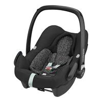 Maxi-Cosi Babyschale Rock Design 2019 Black Grid | KidsComfort.eu