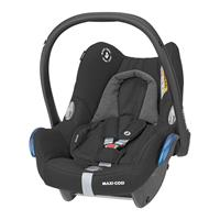 Maxi-Cosi Babyschale CabrioFix Essential Black