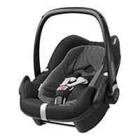 Maxi-Cosi Pebble Plus i-Size Babyschale Design 2017 Black Raven