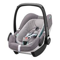 Maxi-Cosi Pebble Plus i-Size Babyschale Design 2017 Concrete Grey