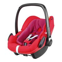 Maxi-Cosi Pebble Plus i-Size Babyschale Design 2017 Red Orchid