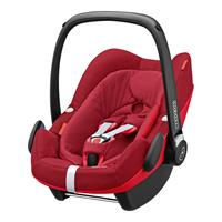 Maxi-Cosi Pebble Plus i-Size Babyschale Design 2017 Robin Red