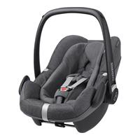Maxi-Cosi Pebble Plus i-Size Babyschale Sparkling Grey