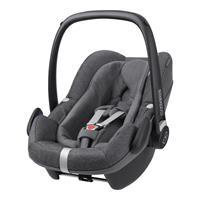 Maxi-Cosi Pebble Plus i-Size Babyschale 2019 Sparkling Grey
