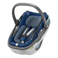 Modulare Babyschale | Coral Essential Blue von Maxi-Cosi
