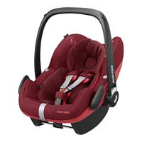 Maxi-Cosi i-Size Babyschale Pebble Pro Design Essential Red