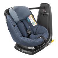 Maxi-Cosi i-Size Kindersitz Axissfix Air mit integriertem AIRBAG Design 2018 Nomad Blue