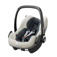 Maxi-Cosi Sommerbezug für Pebble Plus & Rock Fresh Ecru
