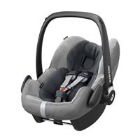 Maxi-Cosi Sommerbezug für Pebble Plus & Rock Fresh Grey