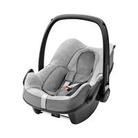 Maxi-Cosi Sommerbezug für Pebble Plus & Rock Cool Grey