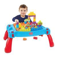 Mega Bloks großer Bau- und Spieltisch CNM42