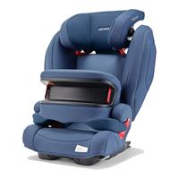 Recaro Kindersitz MONZA NOVA IS Seatfix Design 2020 Prime Sky Blue