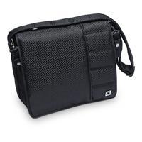Moon Wickeltasche Messenger Bag Design 2019 Black / Panama