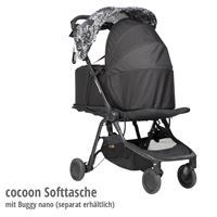 mountain buggy Cocoon Tragetasche mit Reisebuggy nano