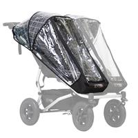 mountain buggy duet single Regenschutz für Kinderwagen 2017+