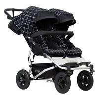 mountain buggy Twin Stroller Duet V3