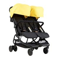 Mountain Buggy Doppelbuggy Nano Duo | KidsComfort.eu