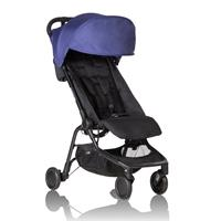 mountain buggy nano Reisebuggy mit Reisetasche