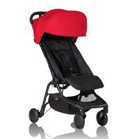 mountain buggy nano Reisebuggy+Reisetasche chilli