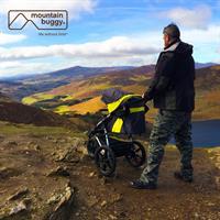 mountain buggy terrain kombikinderwagen 2019 graphite lifestyle