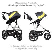 mountain buggy terrain kombikinderwagen 2019 onyx carrycot plus 3