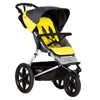 mountain buggy terrain Premium Jogger & Outdoor Kinderwagen mit Handbremse