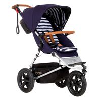 mountain buggy Luxury Collection urban jungle Kinderwagen nautical