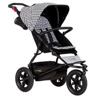 mountain buggy Luxury Collection urban jungle Kinderwagen pepita