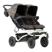 mountain buggy Zwillingswagen Duet V3 Design 2018 Year Of The Rooster
