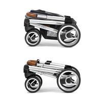 Mutsy Igo Nomad kombikinderwagen | Standard - White & Blue Gestell