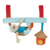 NATTOU Jungle Maxi Toy for craddle or infant seat, in different Versions