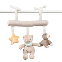 Nattou Mia & Basile Maxi Toy für Babyschale oder Babywippe