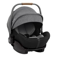 Nuna Babyschale ARRA inkl. Basis-Station Charcoal | KidsComfort.eu