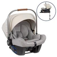 NUNA Babyschale PIPA Lite inkl. PIPAfix Basis Birch | KidsComfort.eu