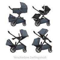 Nuna DEMI grow Kinderwagen für Zwillinge