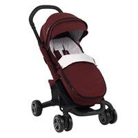 Nuna PEPP next Liegebuggy incl. Fußsack Berry