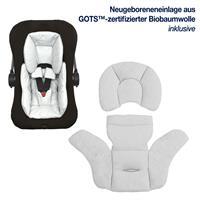 Neugeborenen Einlage aus GOTS zertifizierter Baumwolle