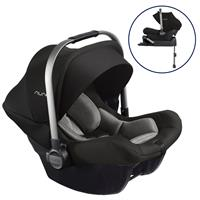 NUNA Infant Carrier PIPA Lite incl. PIPAfix Base Station Design 2020
