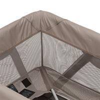 Nuna SENA aire Reisebett mit maximaler Frischluftzufuhr | Einhang ohne Matratze
