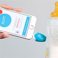 Oblumi Tapp Infrarot Thermometer für Smartphone Detail 03