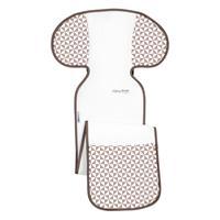 Odenwälder 10130 Babycool-Autositz-Auflage groß mandel