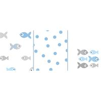 Odenwälder Diapers Fish in sea 3 Pcs