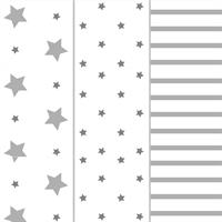 Odenwälder Diapers Stars stripes 3 Pcs.