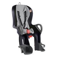 OK Baby Fahrrad Hinterrad-Kindersitz 10+ Schwarz