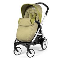 Peg Perego BOOK 51 w Kinderwagen Buggy Green Tea