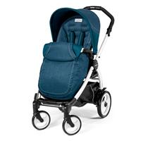 Peg Perego BOOK 51 w Kinderwagen Buggy Saxony Blue