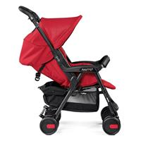 Peg Perego Aria Shopper Mod Red Liegeposition